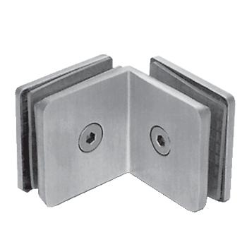 Glass connectors & Hinges